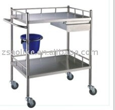 Stainless steel therapeutic Cart