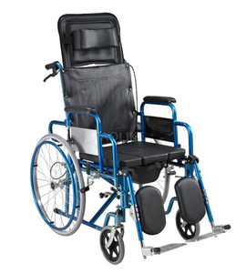 Deluxe Steel MANUAL MANUAL wheelchairs for sale ALK601GC-46