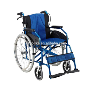 Aluminum manual wheelchair for halls ALK868LAJP