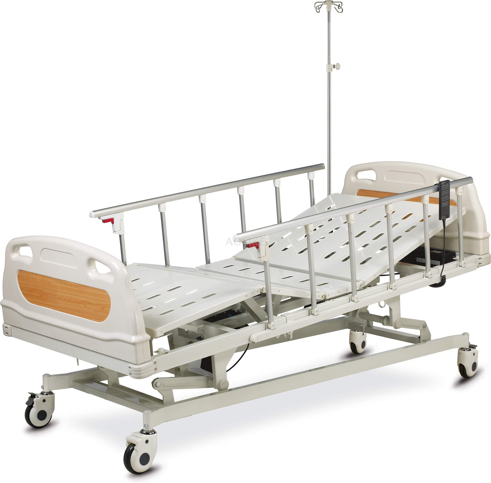 CE, FDA certificated Cheap 5 Function Electric hospital Bed