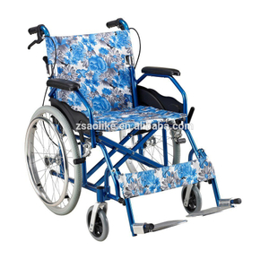 Aluminum wheelchair for halls ALK863LAJP-20 ""